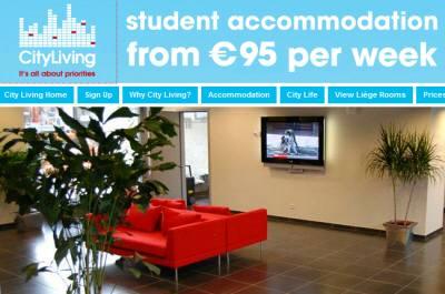 City Living Amsterdam student hotel
