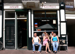 Cafe Gasthuys Amsterdam