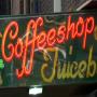 Amterdam coffeeshop