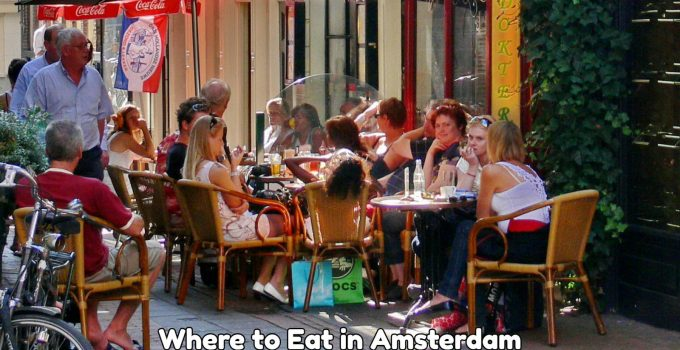 amsterdam eating