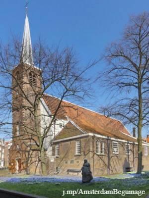 English church Amsterdam