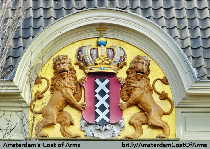 Amsterdam coat of arms