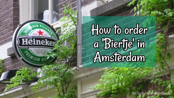 How to order beer in Amsterdam