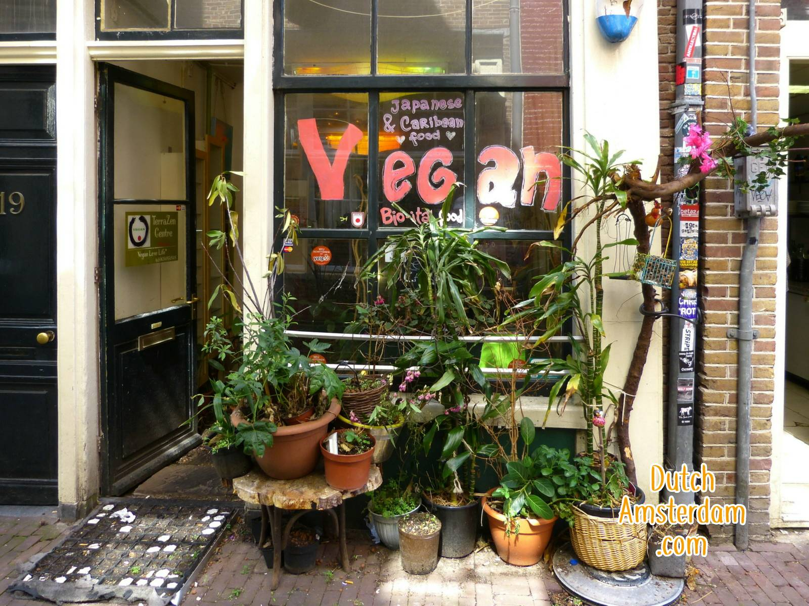 vegan food amsterdam