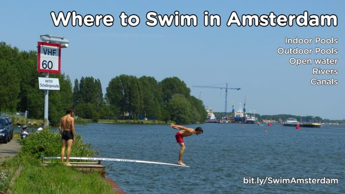 Where to swim in Amsterdam