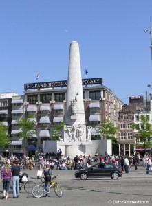 Amsterdam National Monument