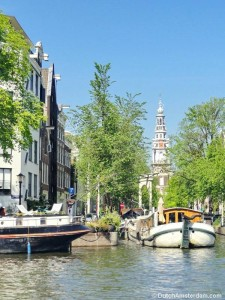 Amsterdam weather in May includes lots of sun