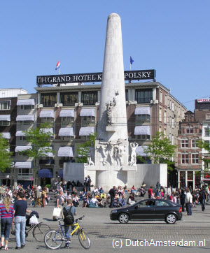 Amsterdam Grand Hotel Krasnapolsky Cancels Expansion Plans Amsterdam Tourist Information